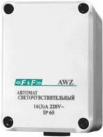 Реле сумеречное AWZ 16А IP65 (АСВ) F&F