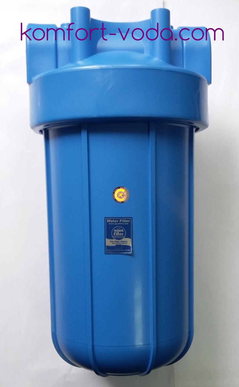 """Магистральный фильтр Aquafilter FH10B64_M, BB10"""", резьба 1 1/2"""""""
