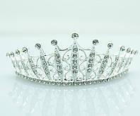 Королевская диадема для невест. Свадебные украшения для волос оптом. 33 1d86e699dec5f