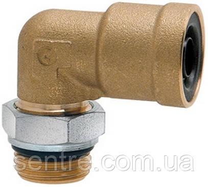 Фитинг угловой M22x1.5 под трубку 10 Camozzi 9502 10М22х1,5
