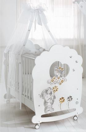 Кроватка Baby Expert LETTINO MERAVIGLIA, фото 2