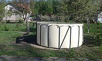 Каркасный бассейн Omega (270 х 120 см.)