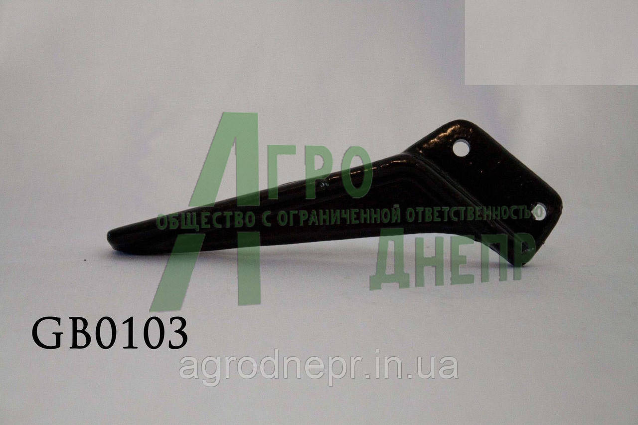 Скребок (Чистик) GB0103 Kinze купить запчасти для Kinze GB 0103
