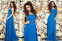 Красивое вечернее женское платье норма ST Syle