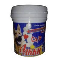 Лакки Витамины для собак с кальцием и фосфором 40таб