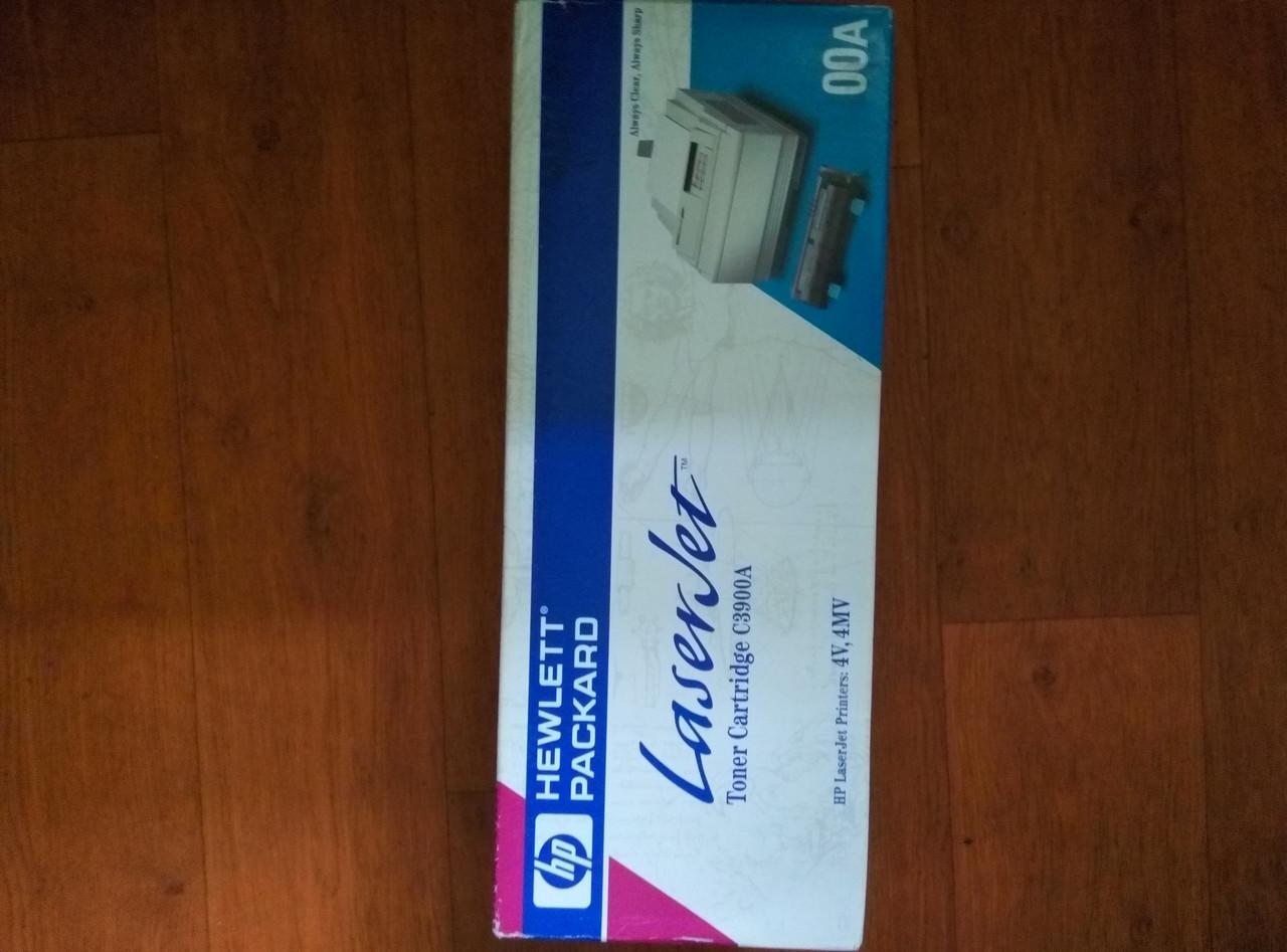 Картриджи HP  LaserJet  LJ C3900A для HP 4V, 4MV оригиналы