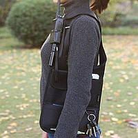 Новинка сезона. Универсальная мужская сумка под одежду. Сумка для разнорабочего. Удобная сумка. Код: КН36