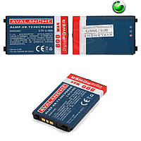 Батарея (аккумулятор) Avalanche BST-30 для Sony Ericsson F500/K300i/K500i/K700i (800 mAh), оригинал