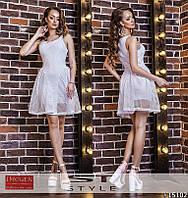 Платье Сетка ш848, фото 1