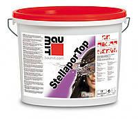 """Штукатурка силикон-силикатная 2K """"барашек""""  Baumit Stellapor Top, зерно 2,0мм, 25кг"""