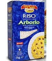 Рис Delizie dal Sole Riso Superfino Arborio 1kg