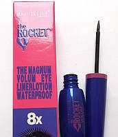 Подводка для век водостойкая Maybelline The Rocket