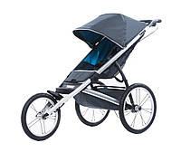 THULE Glide - прогулочная коляска для бега (цвет Dark Shadow)