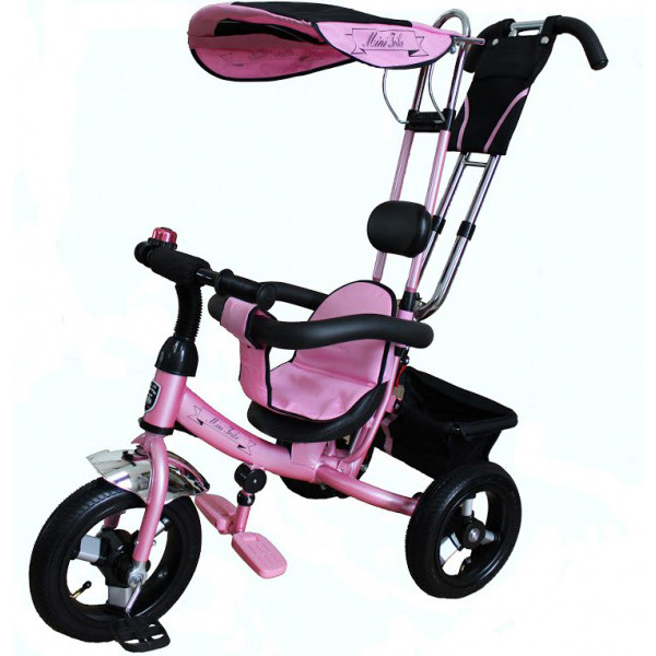 Велосипед Mini Trike LT950 air розовый