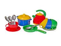 Детская игрушечная посуда Маринка ТехноК 5