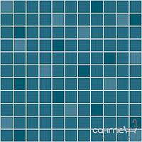 Плитка для ванной Ragno Плитка керамическая мозаика для стен Ragno Smart MOSAICO BLUE R30H