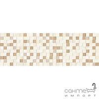 Плитка для ванной Ragno Плитка керамическая мозаика Ragno Natural MOSAICO BIANCO/BEIGE/VISONE R31A
