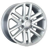 Литые диски Replay Toyota (TY120) W7 R16 PCD6x139.7 ET30 DIA106.1 silver