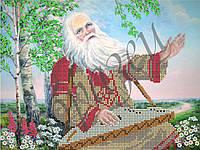 Схема для вышивания бисером Народные традиции. Баян-сказитель КМР 4090