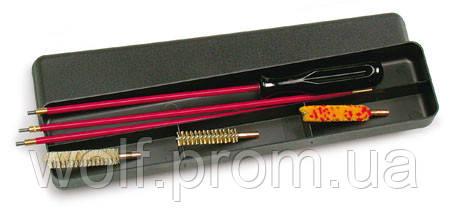 Набор для чистки пневматического оружия 4,5 мм.