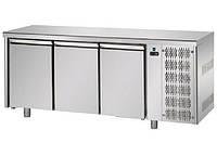 Стол холодильный  3-х дверный без борта COOLEQGN 3100 BT