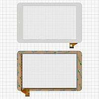 Сенсорный экран (touchscreen) для Ainol Novo 7 EOS 3G, 39 pin, белый, оригинал