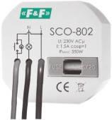 Светорегулятор SCO-802 с памятью 350Вт F&F