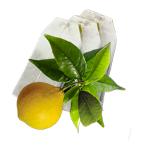 Чай Ерл Грей в пакетиках GEMINI  25 пак по 2 г