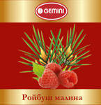 Чай Ройбуш малина GEMINI 250 г