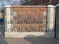 Облицовочные блоки под рваный камень цена, фото 1