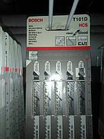 Пилки для лобзика (T101D) дерево, большой зуб