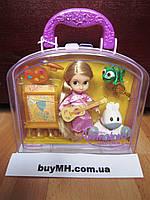 Кукла Рапунцель Rapunzel 13 см Дисней из коллекции Disney Animators mini оригинал