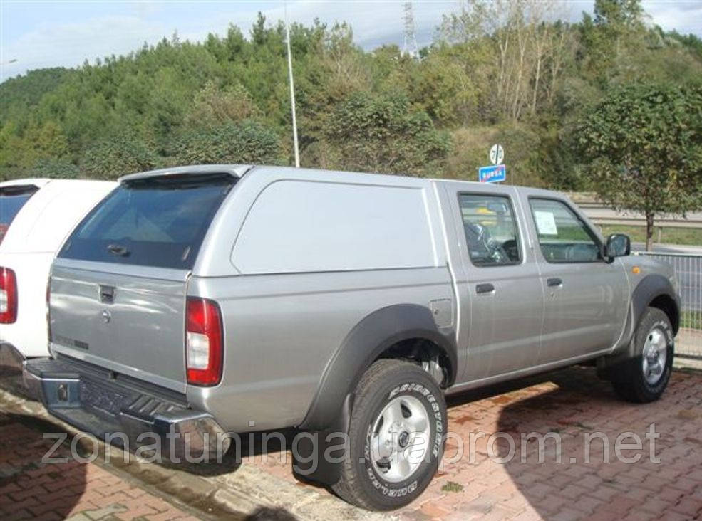 Кунг Commercial Ford Ranger 2007+