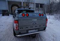 Крышка Grandbox VIP Ford ranger 2012+