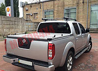 Алюминиевая крышка Nissan Navara