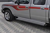 Подножки Nissan NP300