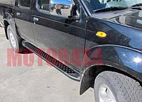 Пороги для Nissan NP300, фото 1