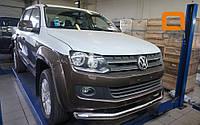 Защита бампера одинарная VW Amarok, фото 1