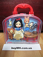 Кукла Белоснежка Snow White 13 см Дисней из коллекции Disney Animators mini оригинал