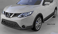 Пороги Alyans для Nissan Qashqai 2014+