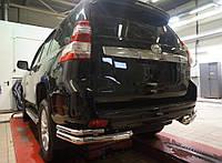 Уголки для Toyota Land Cruiser 150