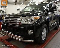 Защита бампера Toyota Land Cruiser 200, фото 1