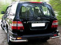 Уголки для Toyota Land Cruiser 100