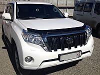 Дефлектор капота SIM для Toyota Land Cruiser Prado 150 2014+, фото 1