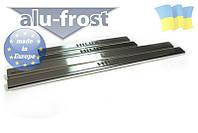 Накладки на пороги Alufrost для Toyota Hilux, фото 1