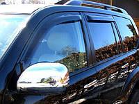 Дефлекторы окон ветровики SIM для Toyota Land Cruiser 100, фото 1