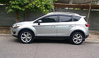Дефлекторы окон ветровики SIM для Ford Kuga 2008+