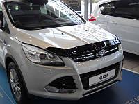 Дефлектор капота SIM для Ford Kuga 2013+