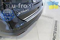 Накладка на бампер Alufrost  для Nissan X-Trail T32 2014+, фото 1