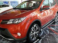 Пороги Toyota Rav4 2013+, фото 1